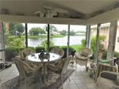 Florida Room - Villa for sale at 809 Harrington Lake Dr N #78, Venice, FL 34293 - MLS Number is N5913353