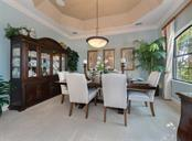 Dining room - Single Family Home for sale at 20122 Passagio Dr, Venice, FL 34293 - MLS Number is N5914419