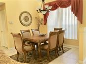 Formal dining area - Single Family Home for sale at 4265 Irdell Ter, North Port, FL 34288 - MLS Number is N5915255