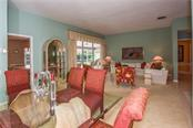 Living Area. - Single Family Home for sale at 837 Carnoustie Dr, Venice, FL 34293 - MLS Number is N6101166