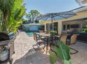 Outdoor Dinning. - Single Family Home for sale at 7 Cornwell On The Gulf, Venice, FL 34285 - MLS Number is N6102542