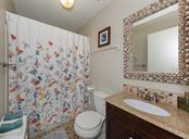 Guest house bathroom - Single Family Home for sale at 612 Armada Rd N, Venice, FL 34285 - MLS Number is N6102546