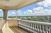 Balcony - Condo for sale at 3730 Cadbury Cir #614, Venice, FL 34293 - MLS Number is N6107624