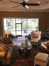 Great room - Single Family Home for sale at 19694 Cobblestone Cir, Venice, FL 34292 - MLS Number is N6109367
