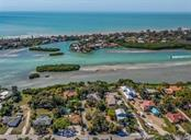 Aerial ICW and Gulf of Mexico - Single Family Home for sale at 915 Bayshore Rd, Nokomis, FL 34275 - MLS Number is N6109471