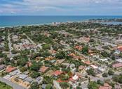 Aerial of Gulf of Mexico (8 blocks to beach) - Vacant Land for sale at 305 Ponce De Leon Ave, Venice, FL 34285 - MLS Number is N6111554