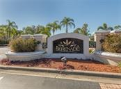 Entry - Front Gate. - Condo for sale at 5180 Northridge Rd #103, Sarasota, FL 34238 - MLS Number is N6113134