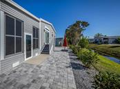 Rear exterior - Single Family Home for sale at 512 Cervina Dr S, Venice, FL 34285 - MLS Number is N6113162
