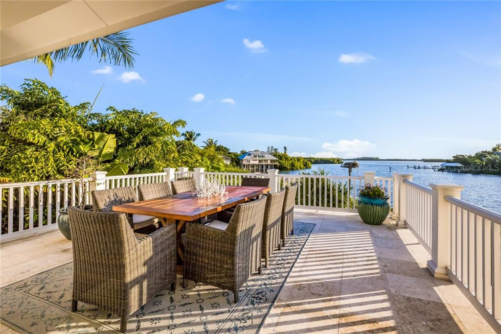 The perfect spot for dinner with family and friends - Single Family Home for sale at 1600 E Railroad Ave, Boca Grande, FL 33921 - MLS Number is D6108744