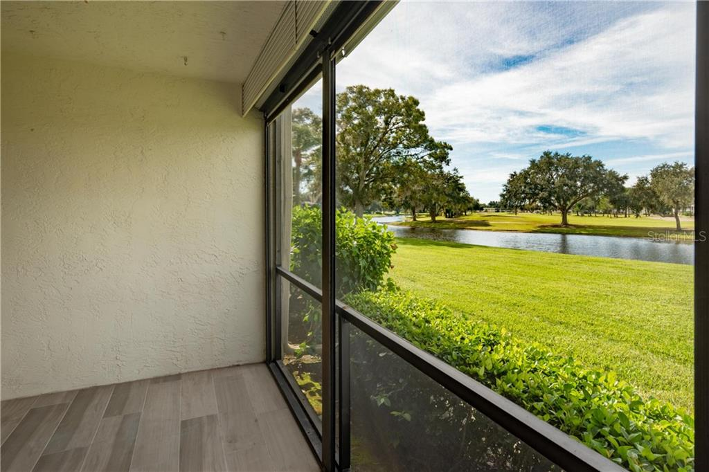 Lanai - Condo for sale at 7070 Fairway Bend Ln #169, Sarasota, FL 34243 - MLS Number is W7807848