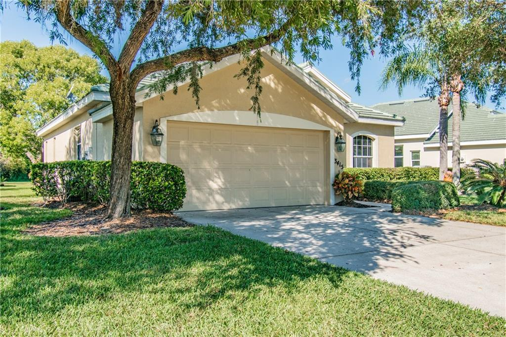 Single Family Home for sale at 3415 Woodland Fern Dr, Parrish, FL 34219 - MLS Number is U8058683