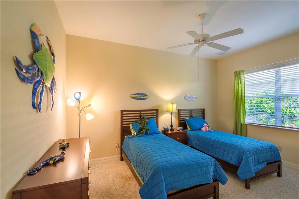 Roomy third bedroom. - Single Family Home for sale at 931 Linkside Way, Punta Gorda, FL 33955 - MLS Number is C7400849