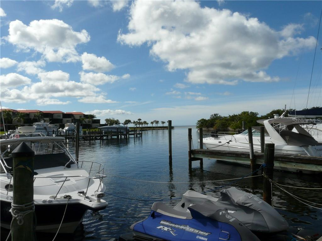 Direct Harbor and Gulf Access - Condo for sale at 3333 Sunset Key Cir #202, Punta Gorda, FL 33955 - MLS Number is C7410701