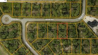 Spisak Ave, North Port, FL 34291