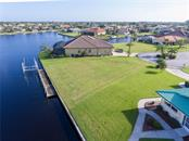 60' Concrete Dock and 16,000 Boat Lift in place. - Vacant Land for sale at 370 Santander Ct, Punta Gorda, FL 33950 - MLS Number is C7405045