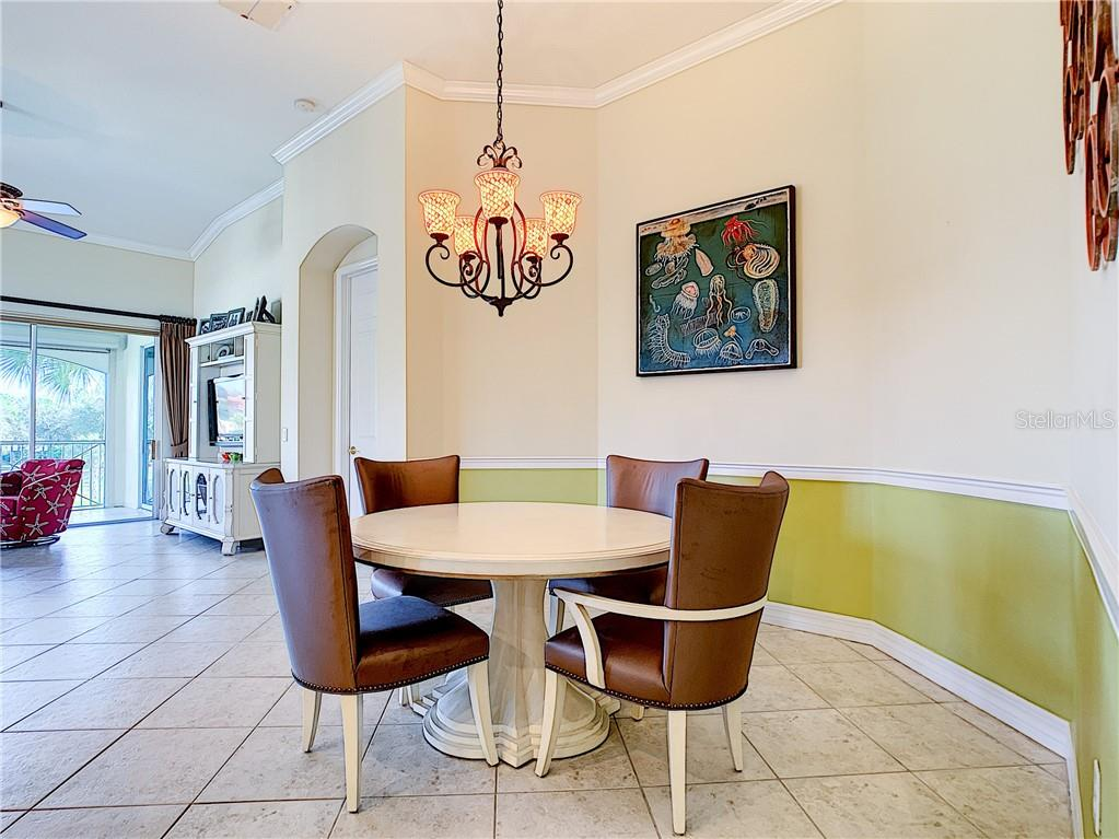 Formal Dining. - Condo for sale at 9453 Discovery Ter #201c, Bradenton, FL 34212 - MLS Number is A4423314