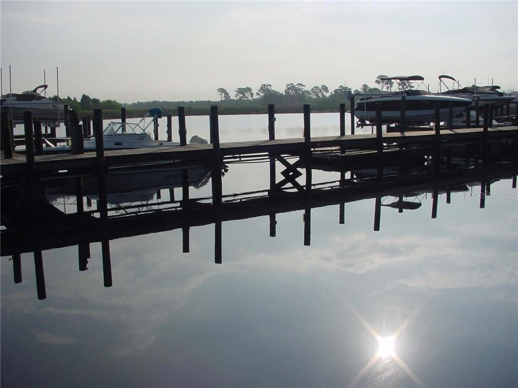 Waterlefe's Marina - boat slips available for sale. - Condo for sale at 9453 Discovery Ter #201c, Bradenton, FL 34212 - MLS Number is A4423314