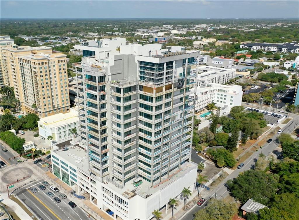 Condo for sale at 1224 Blvd Of The Arts #1203, Sarasota, FL 34236 - MLS Number is A4429393