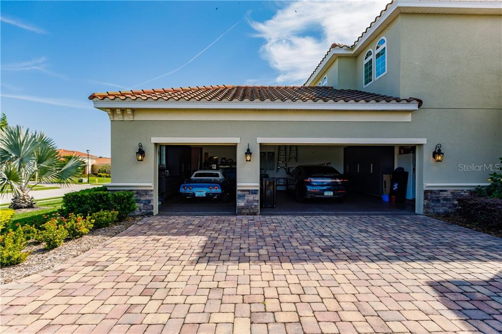 3 car side load garage with all the upgrades. - Single Family Home for sale at 17006 1st Dr E, Bradenton, FL 34212 - MLS Number is A4432830