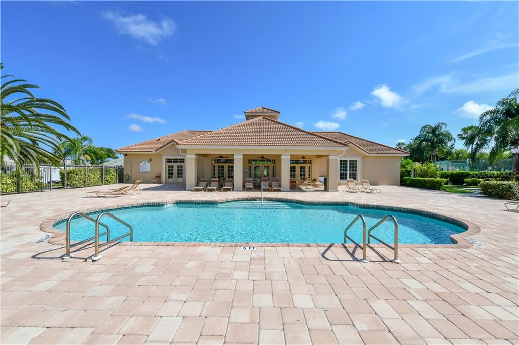 Laurel Lakes clubhouse - Single Family Home for sale at 2745 Harvest Dr, Sarasota, FL 34240 - MLS Number is A4436381