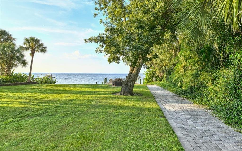 Final steps to the water - Single Family Home for sale at 2316 Nw 85th St Nw, Bradenton, FL 34209 - MLS Number is A4445702