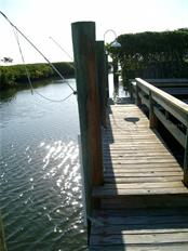 Owner's Private Dock - Single Family Home for sale at 3452 Mistletoe Ln, Longboat Key, FL 34228 - MLS Number is A4415200