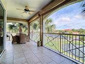 Spacious tiled lanai and oh what a view! - Condo for sale at 9453 Discovery Ter #201c, Bradenton, FL 34212 - MLS Number is A4423314
