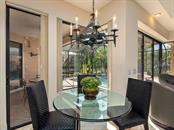 Breakfast nook - Single Family Home for sale at 6826 Turnberry Isle Ct, Lakewood Ranch, FL 34202 - MLS Number is A4450601