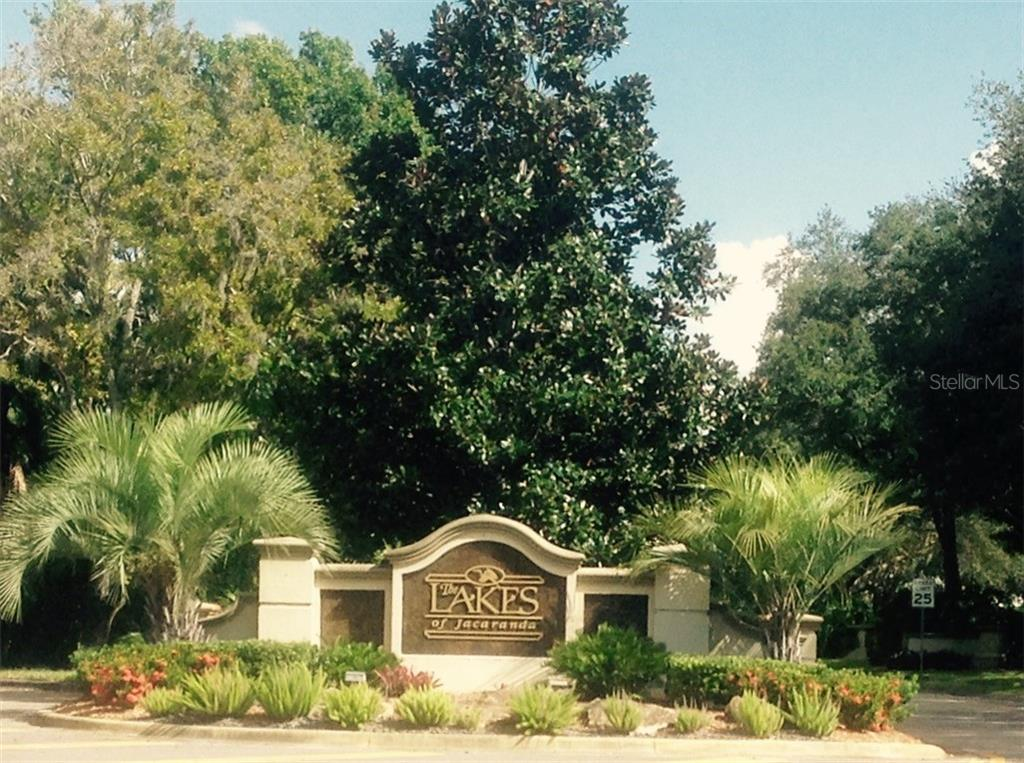 Community sign - Single Family Home for sale at 724 Silk Oak Dr, Venice, FL 34293 - MLS Number is N6102801