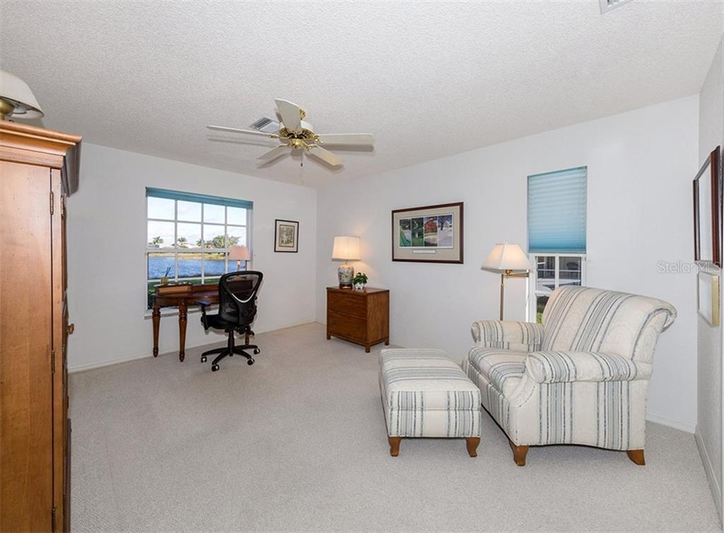 Bedroom 3 - Single Family Home for sale at 515 Park Estates Sq, Venice, FL 34293 - MLS Number is N6103193